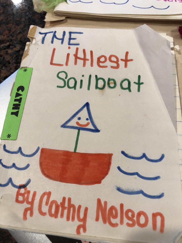 The Littlest Sailboard